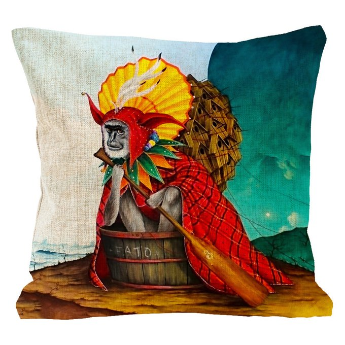 Декоративная подушка Сугрива