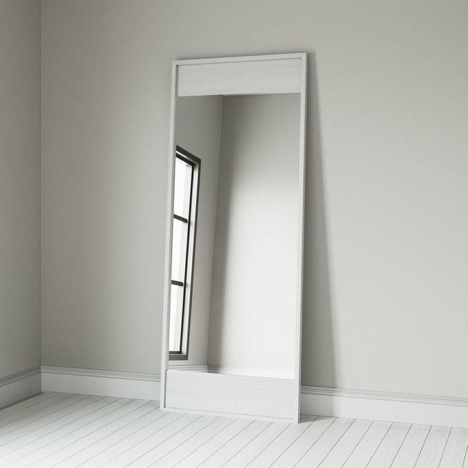 Зеркало Space  в раме  цвета орех