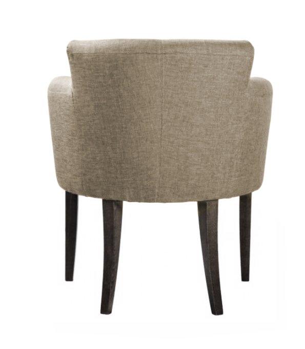 Кресло-стул Джером премиум бежевого цвета