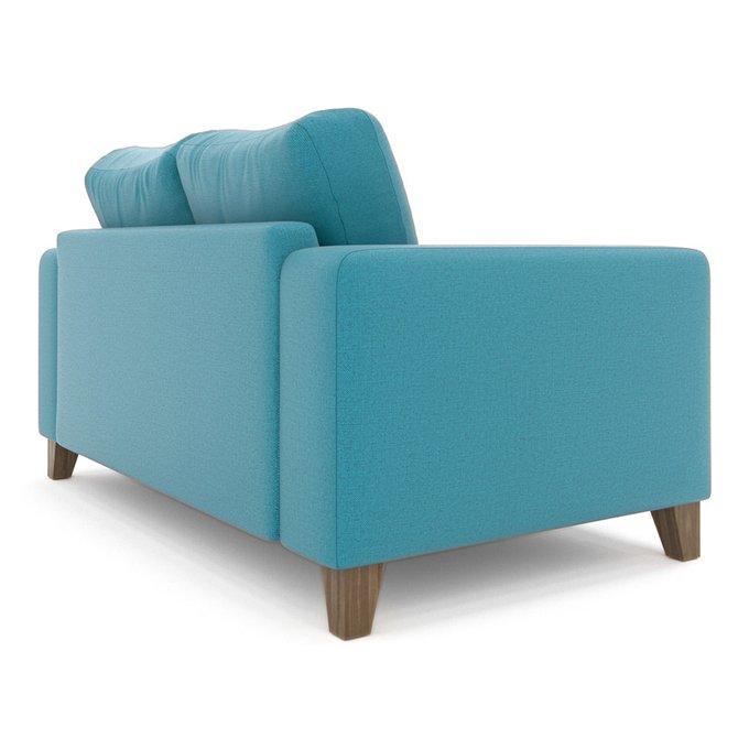 Диван Ruby ST двухместный синего цвета