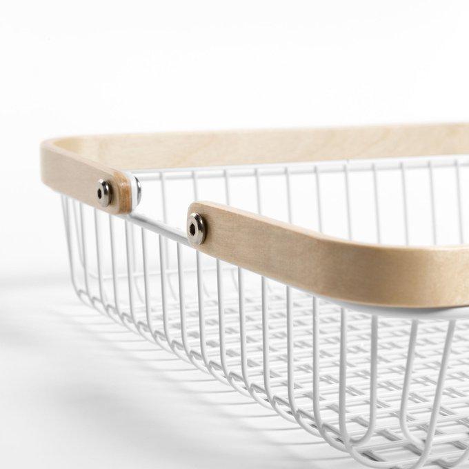 Прямоугольна корзина Wilmer Rectangular Lesli Basket