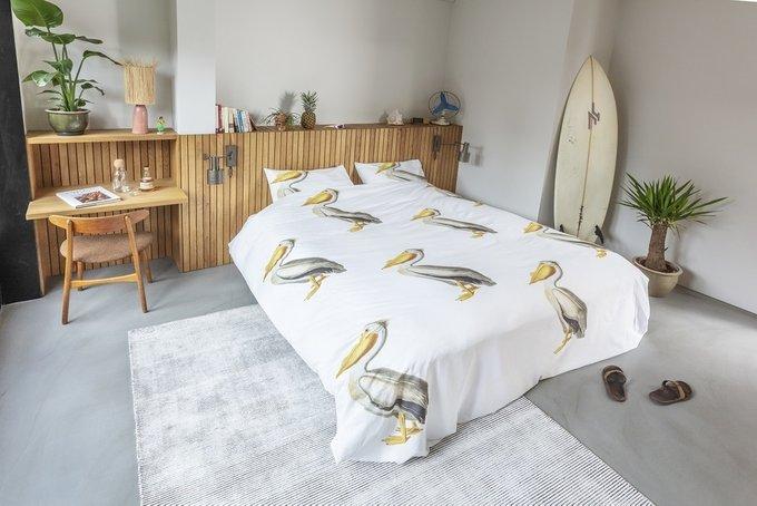 Комплект постельного белья Пеликан