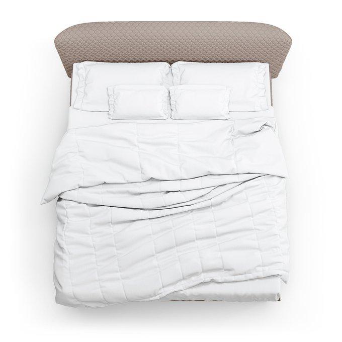 Кровать Венди коричневого цвета 160х200