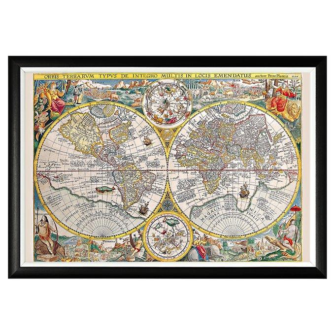 Картина Новая география 1594