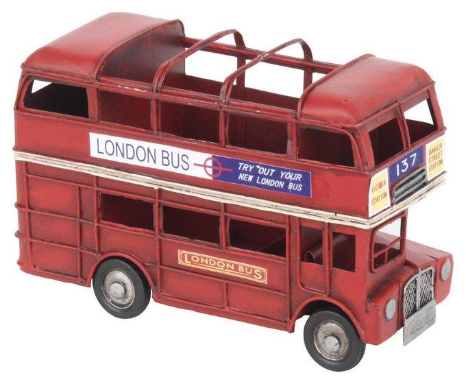 Подставка-модель автобус из металла