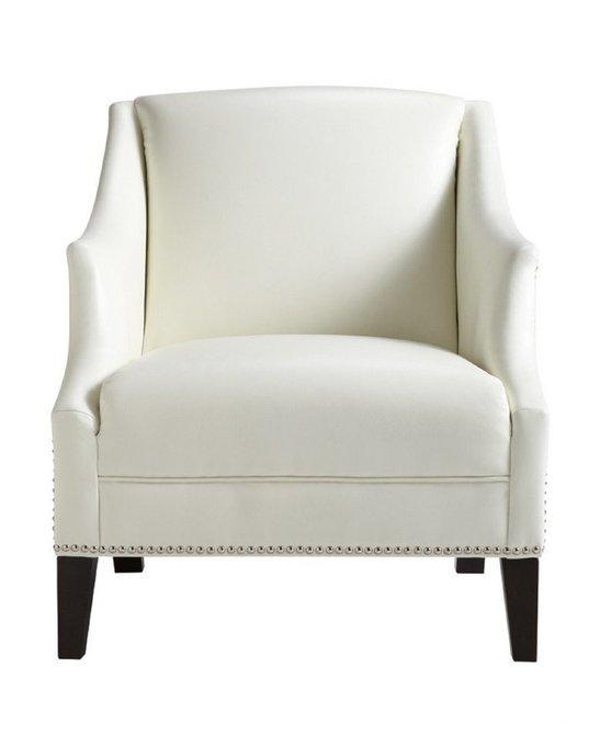 Кресло Skinny с обивкой из кожи