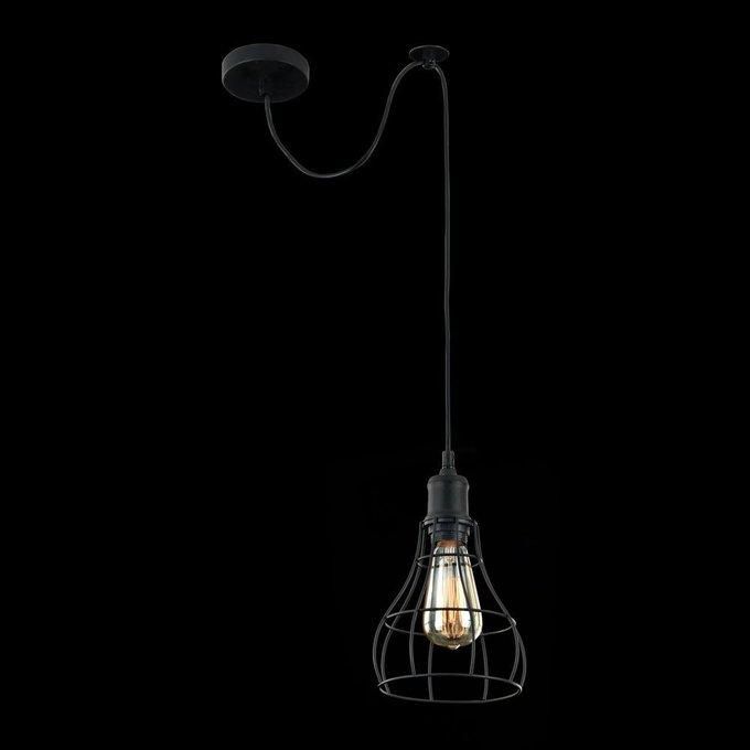 Подвесной светильник Denver из металлической сетки