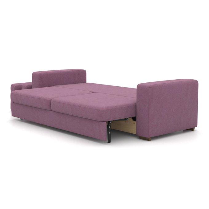 Диван-кровать Morti EKL фиолетового цвета