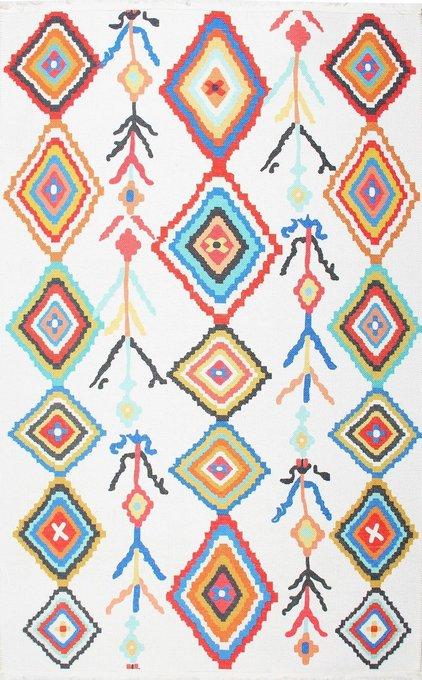 Безворсовый ковер Bahama 120x180