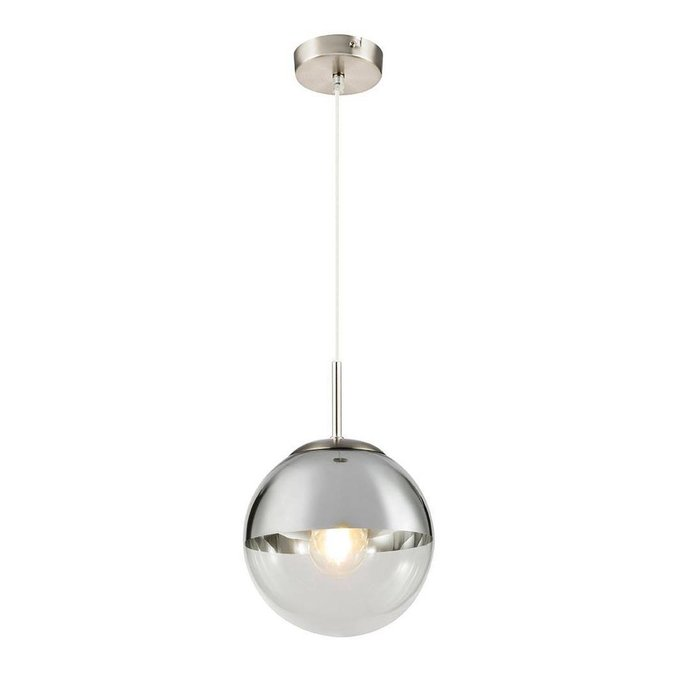 Подвесной светильник Varus цвета хром