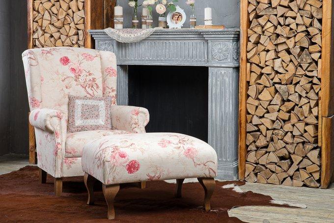 Кресло Michel с высокой спинкой