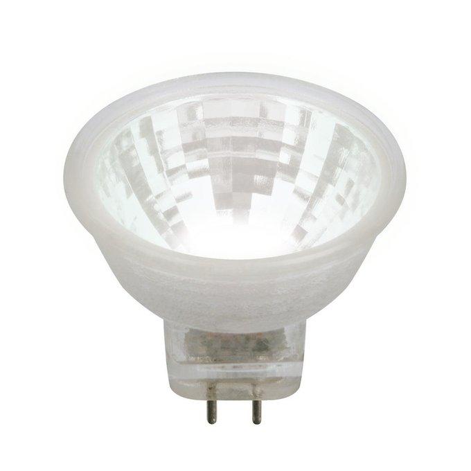 Лампа светодиодная Полусфера прозрачная