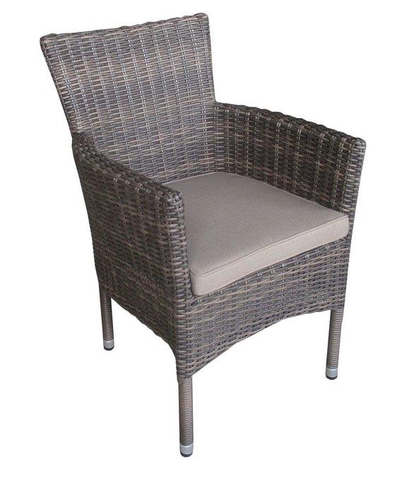Штабелируемое кресло Capri из искусственного ротанга