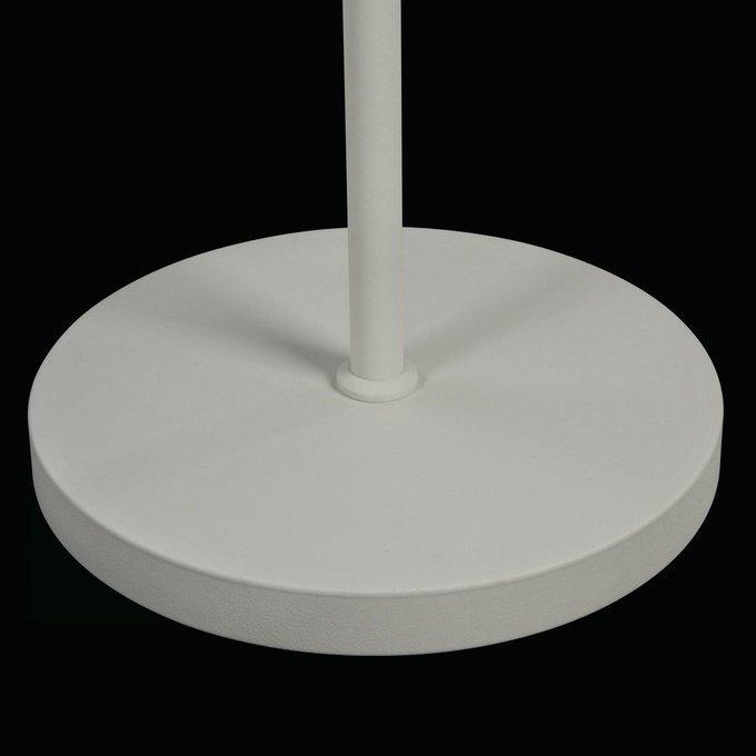 Торшер Lantern белого цвета