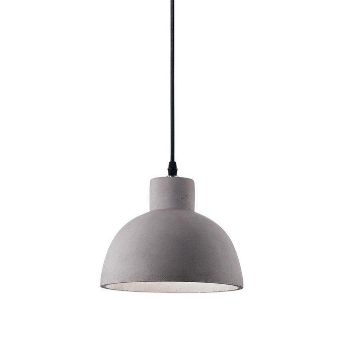 Подвесной светильник Ideal Lux Oil Cemento