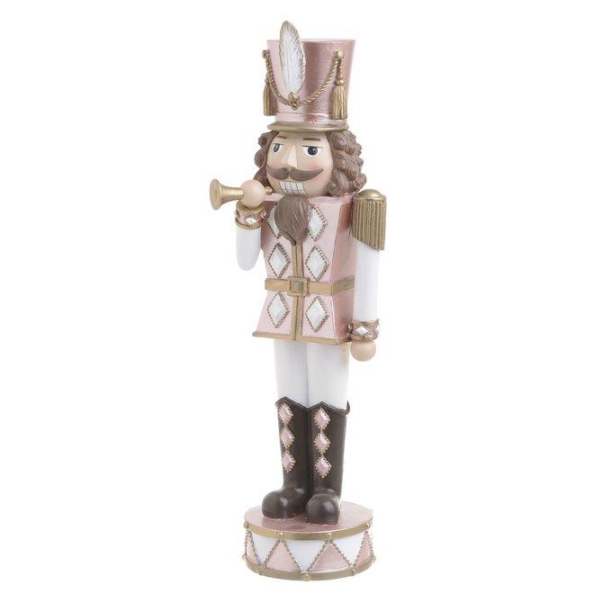 Статуэтка щелкунчик с трубой