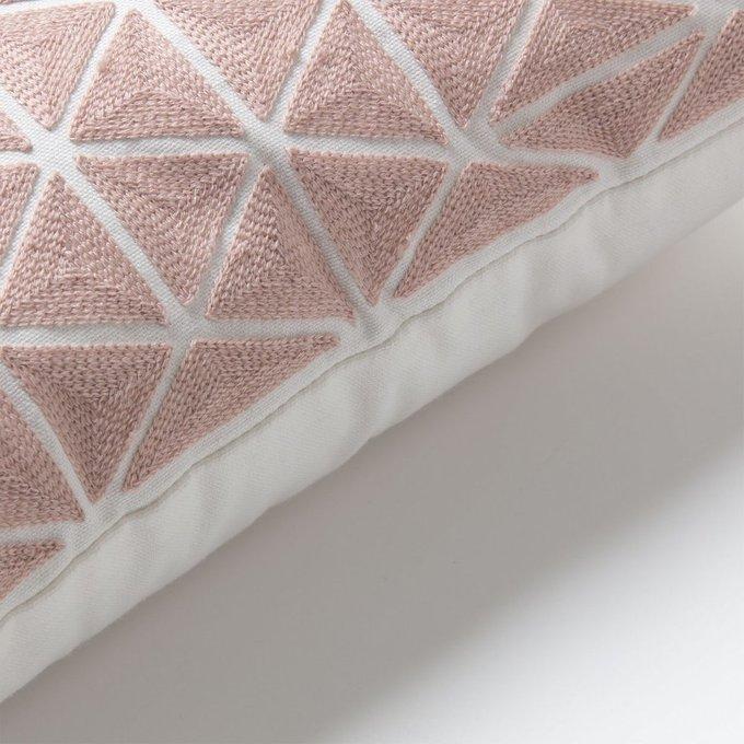Чехол для подушки Appeal розового цвета 45х45