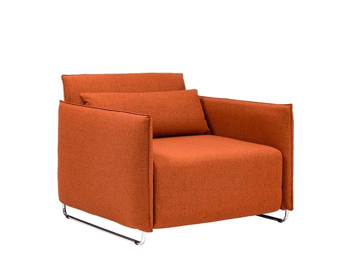 Кресло-кровать Sky синего цвета