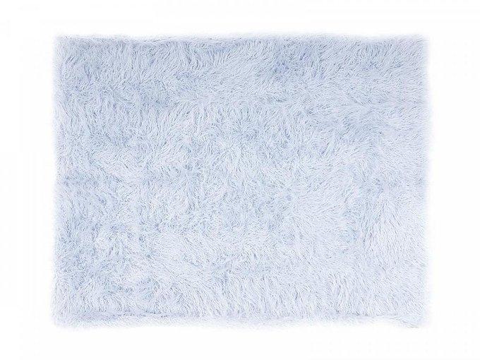 Покрывало Furry серо-голубого цвета 220х240