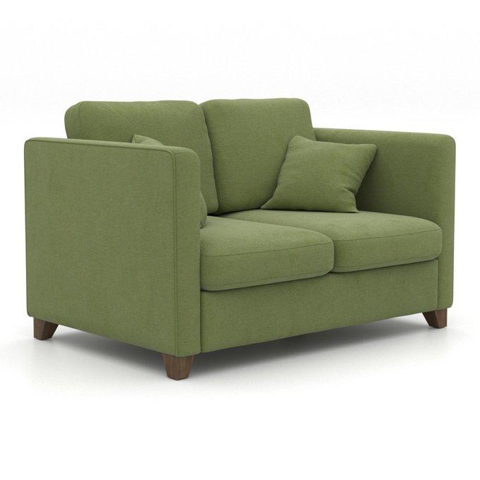 Диван Bari MT зеленого цвета