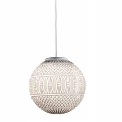 """Подвесной светильник MM Lampadari """"Arabesque"""" с плафоном из муранского стекла"""