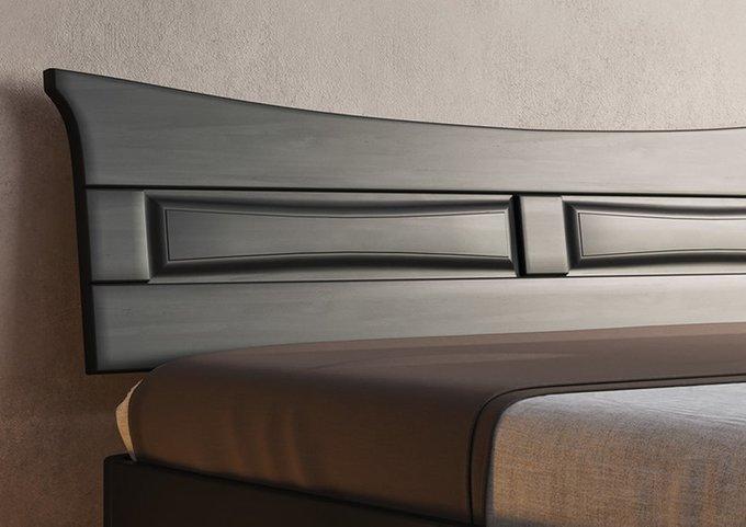 Кровать Лацио 3 ясень-натуральный 140х200