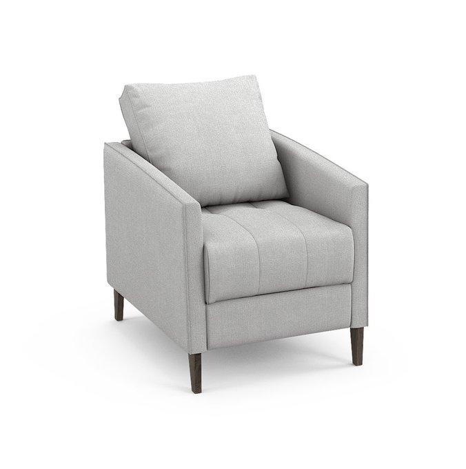 Кресло Ultra светло-серого цвета