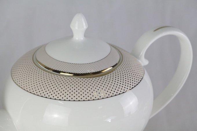 Чайный сервиз Bianko