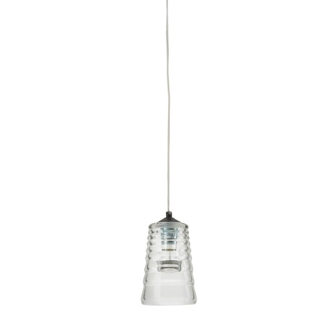 Подвесной светильник Pressed Glass Tube