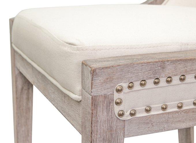 Кресло Bruno beige бежевого цвета