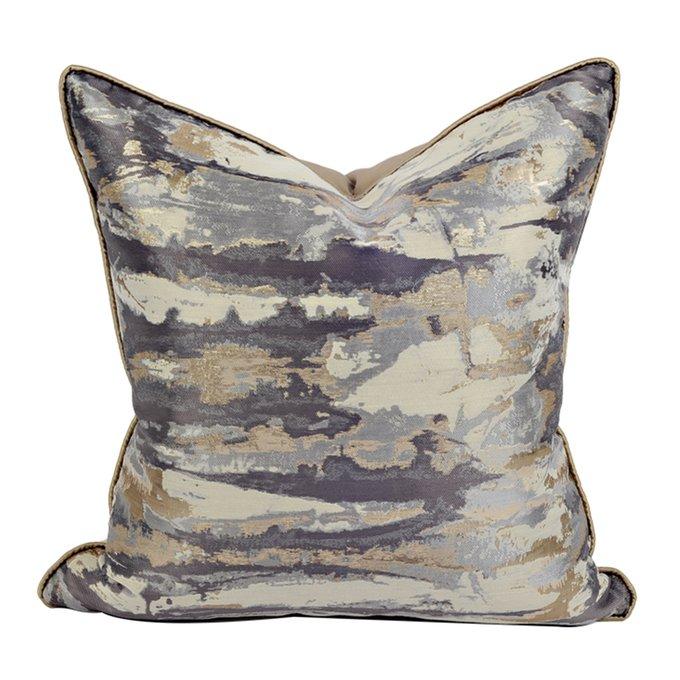Декоративная подушка Strata из полиэстера