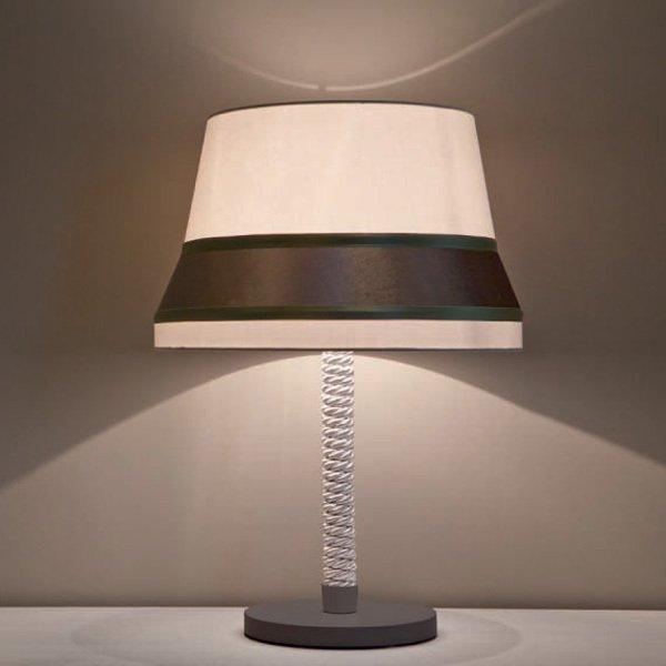 НасНастольная лампа Contardi AUDREY TA MEDIUM green