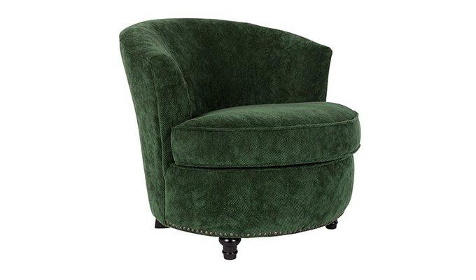 Кресло Freux зеленого цвета