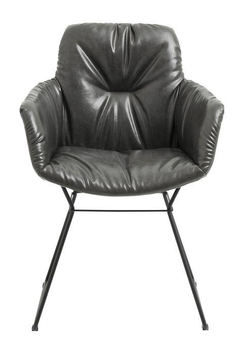 Обеденный стул Darky серого цвета