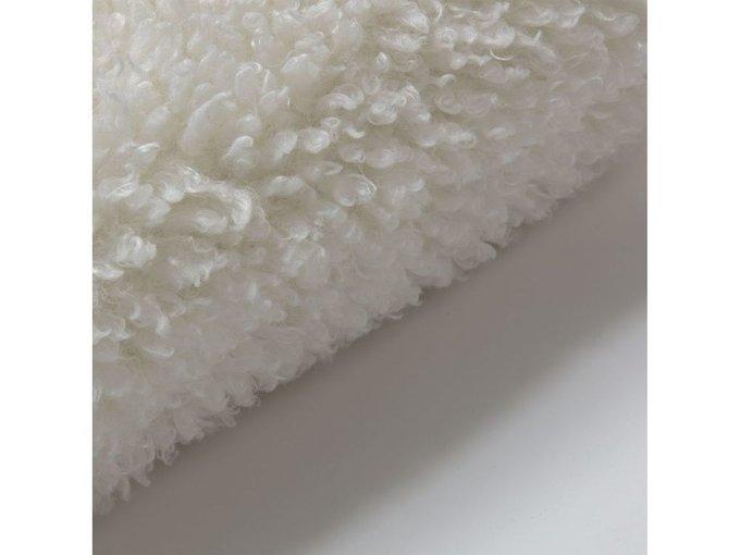 Чехол для подушки Janie белого цвета 45X45