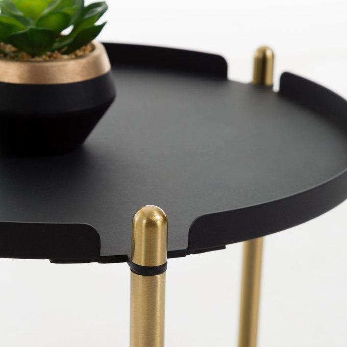 Кофейный столик Maj на колесиках