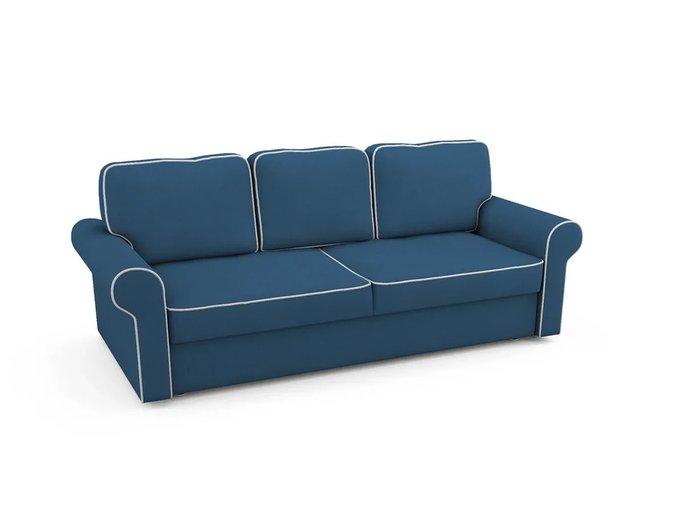 Диван-кровать Tulon синего цвета