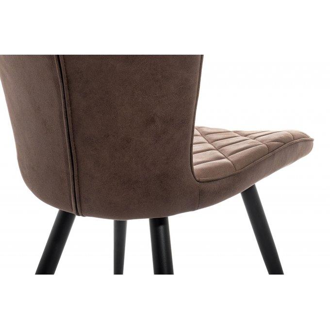 Стул Helmut brown коричневого цвета
