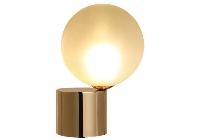 Настольная лампа Empress с белым плафоном