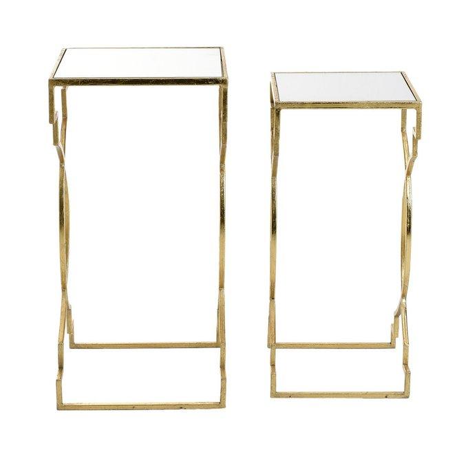 Комплект из двух столов