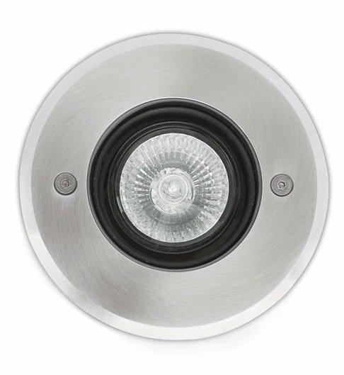 Встраиваемый светильник Faro Tecno из стали