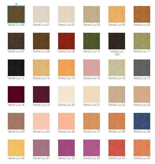 Двухспальная кровать Кристина коричневого цвета 140х200