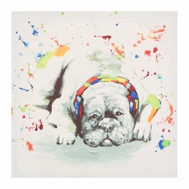 Картина на холсте Dog