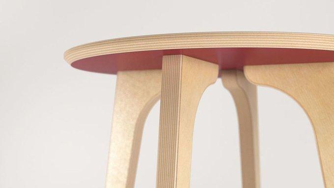Кофейный стол Pocus круглый