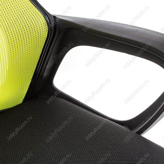 Компьютерное кресло Local черно-зеленого вета
