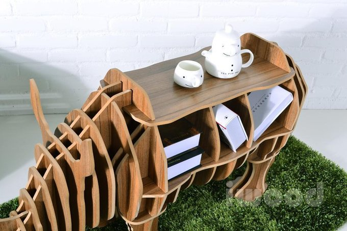 Журнальный столик Носорог