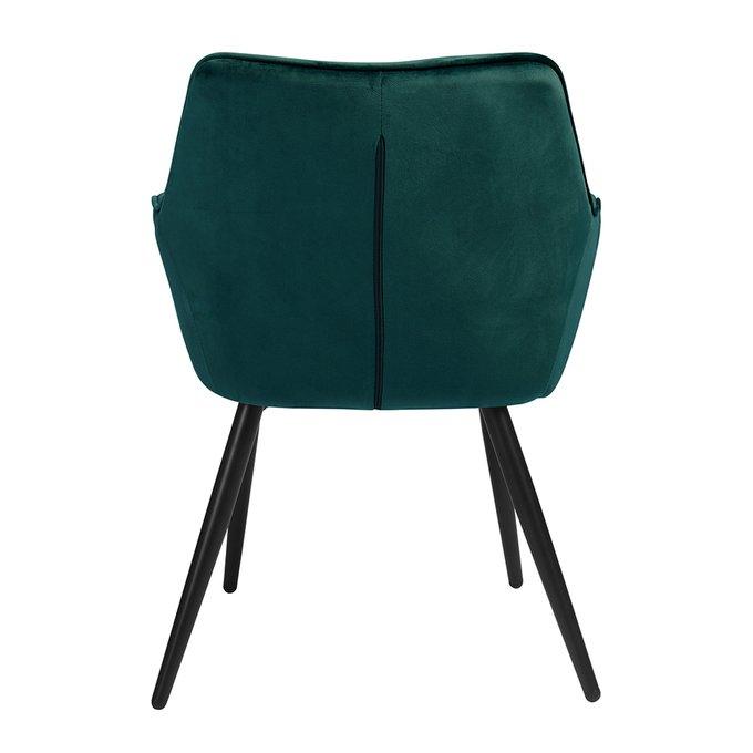 Стул Чендлер зеленого цвета