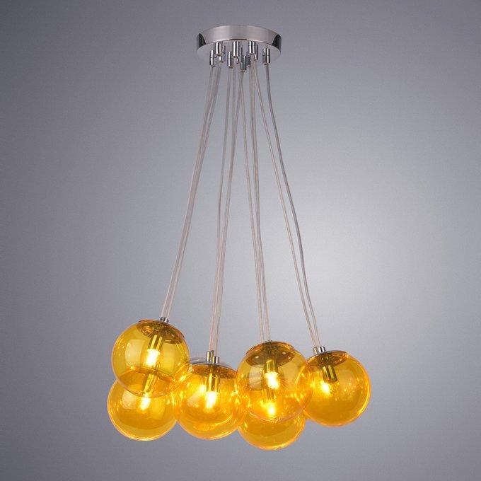 Подвесная светодиодная люстра Arte Lamp Pallone A