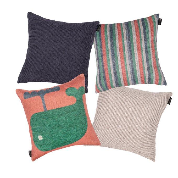 Комплект из четырех чехлов Rizo Safari для подушек