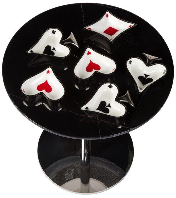 Ваза настольная Casino diamond